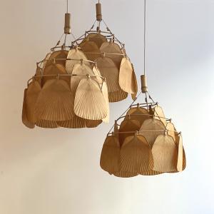 GALERIE DESPREZ BREHERET INGO MAURER UCHIWA LAMP