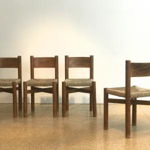 DESPREZ BREHERET PERRIAND CHAIRS