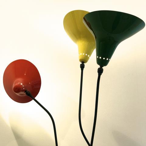 JEAN BORIS LACROIX LAMP DESPREZ BREHERET