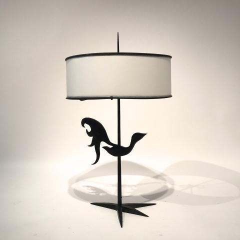 Lampe Poule lampe poule | helene breheret / benjamin desprez - design gallery
